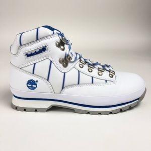 Timberland Mens Euro Hiker Lace Up Boots